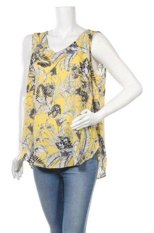 Γυναικείο αμάνικο μπλουζάκι Suzanne Grae, Μέγεθος XL, Χρώμα Πολύχρωμο, Πολυεστέρας, Τιμή 3,41€