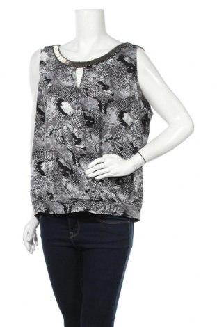 Γυναικείο αμάνικο μπλουζάκι Suzanne Grae, Μέγεθος XL, Χρώμα Πολύχρωμο, 95% πολυεστέρας, 5% ελαστάνη, Τιμή 8,28€