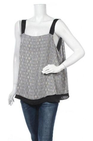 Γυναικείο αμάνικο μπλουζάκι Suzanne Grae, Μέγεθος XXL, Χρώμα Πολύχρωμο, Πολυεστέρας, Τιμή 4,09€