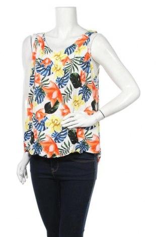 Γυναικείο αμάνικο μπλουζάκι Suzanne Grae, Μέγεθος XL, Χρώμα Πολύχρωμο, Βισκόζη, Τιμή 3,41€