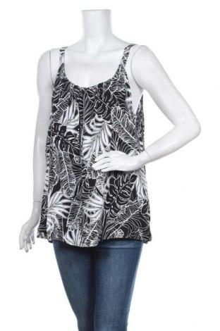 Γυναικείο αμάνικο μπλουζάκι Suzanne Grae, Μέγεθος XXL, Χρώμα Μαύρο, Βισκόζη, Τιμή 7,17€