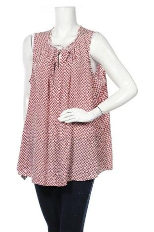 Γυναικείο αμάνικο μπλουζάκι Suzanne Grae, Μέγεθος XXL, Χρώμα Πολύχρωμο, Πολυεστέρας, Τιμή 8,83€