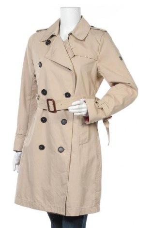 Дамски шлифер Blonde No.8, Размер S, Цвят Бежов, 63% памук, 37% полиамид, Цена 191,40лв.