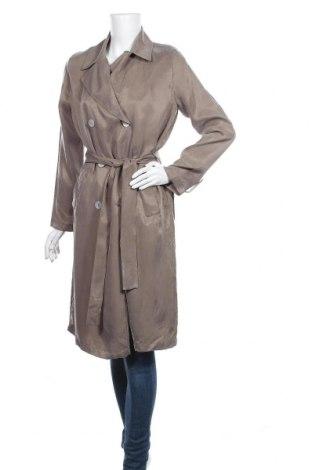 Γυναικεία καμπαρντίνα Massimo Dutti, Μέγεθος S, Χρώμα Πράσινο, Χαλκαμμωνία, Τιμή 59,83€