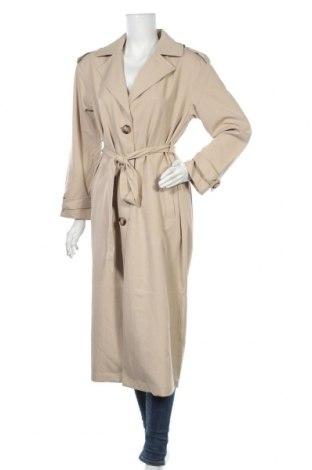 Дамски шлифер ONLY, Размер S, Цвят Бежов, Полиестер, Цена 60,52лв.