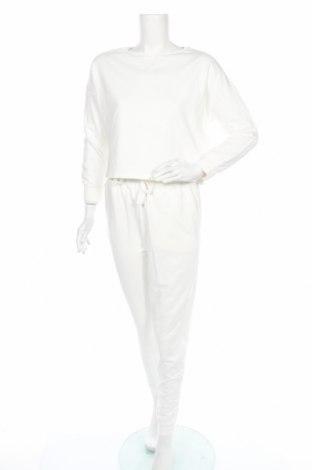 Дамски спортен комплект Anna Field, Размер S, Цвят Бял, Памук, Цена 37,95лв.