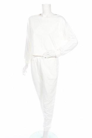 Дамски спортен комплект Anna Field, Размер S, Цвят Бял, Памук, Цена 36,57лв.