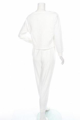 Дамски спортен комплект Anna Field, Размер XS, Цвят Бял, Памук, Цена 33,64лв.