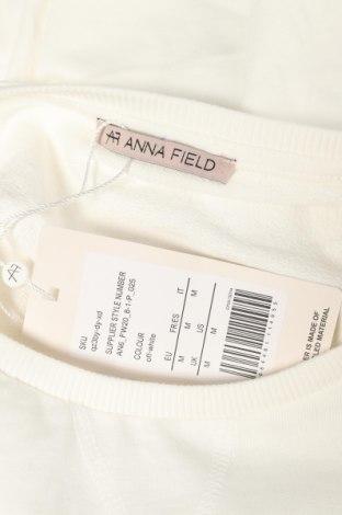 Дамски спортен комплект Anna Field, Размер M, Цвят Бял, Памук, Цена 33,64лв.