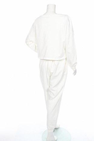 Дамски спортен комплект Anna Field, Размер L, Цвят Бял, Памук, Цена 33,64лв.