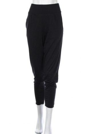 Γυναικείο αθλητικό παντελόνι Active By Tchibo, Μέγεθος M, Χρώμα Μαύρο, 74% πολυεστέρας, 18% βισκόζη, 8% ελαστάνη, Τιμή 17,28€