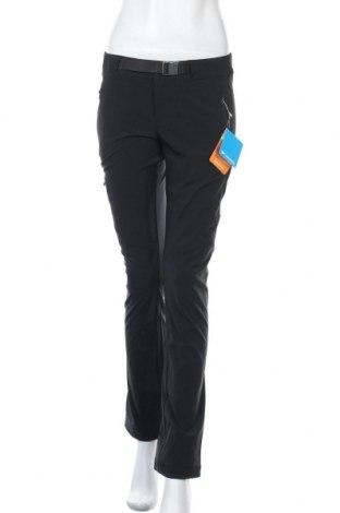 Дамски спортен панталон Columbia, Размер M, Цвят Черен, 90% полиестер, 10% еластан, Цена 95,40лв.