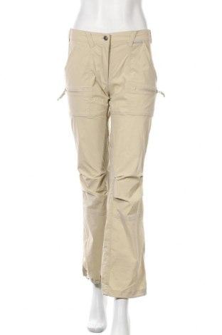 Дамски спортен панталон Icepeak, Размер M, Цвят Бежов, 94% полиамид, 6% еластан, Цена 33,00лв.