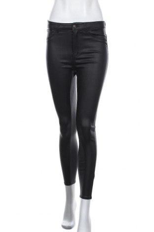 Γυναικείο παντελόνι Jdy, Μέγεθος M, Χρώμα Μαύρο, 76% βισκόζη, 21% πολυαμίδη, 3% ελαστάνη, Τιμή 16,70€
