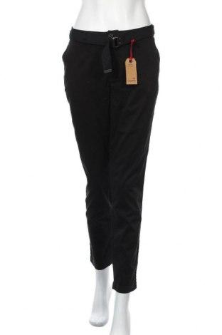 Γυναικείο αθλητικό παντελόνι Kangaroos, Μέγεθος M, Χρώμα Μαύρο, 98% βαμβάκι, 2% ελαστάνη, Τιμή 20,36€