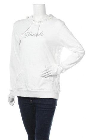 Γυναικείο φούτερ Bench, Μέγεθος L, Χρώμα Λευκό, Βαμβάκι, Τιμή 19,07€