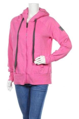 Γυναικείο φούτερ Elbsand, Μέγεθος L, Χρώμα Ρόζ , 67% βαμβάκι, 33% πολυεστέρας, Τιμή 25,13€