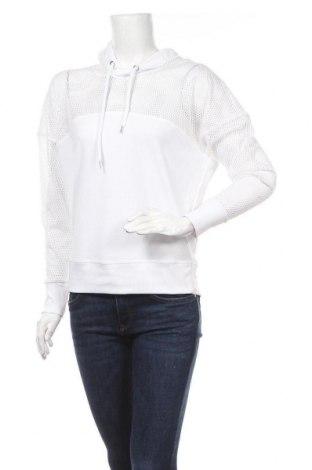 Дамски суичър Gina Tricot, Размер XS, Цвят Бял, Полиестер, Цена 22,94лв.