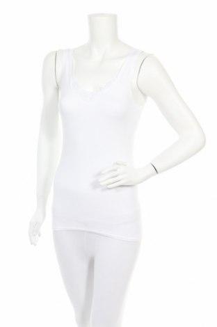 Дамско бельо Schiesser, Размер M, Цвят Бял, Памук, Цена 15,95лв.