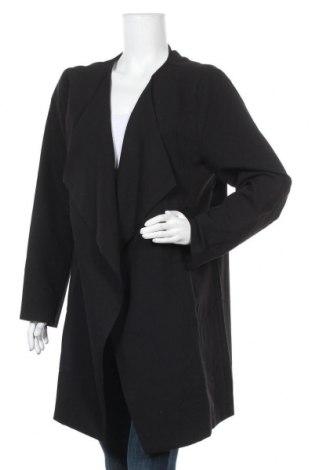 Дамско палто Body Flirt, Размер XL, Цвят Черен, 78% полиестер, 17% вискоза, 5% еластан, Цена 37,91лв.