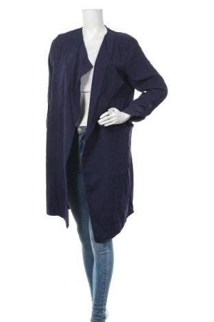 Γυναικείο παλτό Broadway, Μέγεθος M, Χρώμα Μπλέ, 92% βισκόζη, 8% πολυεστέρας, Τιμή 34,64€