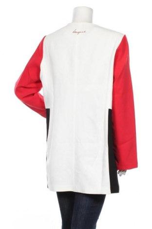 Дамско палто Desigual, Размер XL, Цвят Многоцветен, Полиестер, Цена 102,77лв.