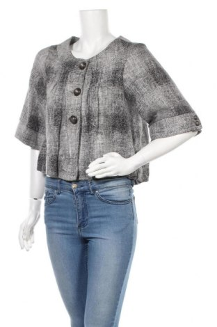Дамско палто Rich & Royal, Размер L, Цвят Сив, Цена 49,50лв.