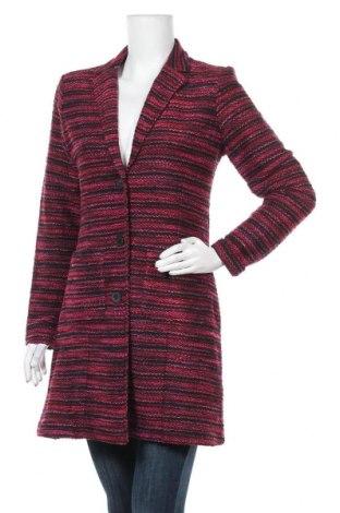 Дамско палто Tom Tailor, Размер M, Цвят Многоцветен, 40% акрил, 35% полиестер, 15% вълна, 11% вискоза, Цена 83,30лв.