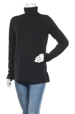Дамско полo Colours Of The World, Размер XL, Цвят Черен, 95% памук, 5% еластан, Цена 16,07лв.