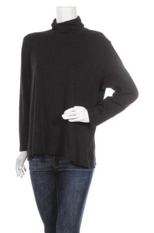 Γυναικείο ζιβάγκο Fabiani, Μέγεθος XL, Χρώμα Μαύρο, Βαμβάκι, Τιμή 9,94€