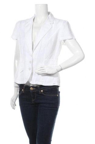 Γυναικείο σακάκι Bianca, Μέγεθος M, Χρώμα Λευκό, Τιμή 8,57€