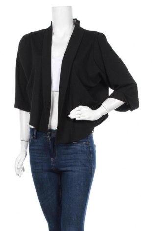 Γυναικείο σακάκι Colloseum, Μέγεθος XS, Χρώμα Μαύρο, 95% πολυεστέρας, 5% ελαστάνη, Τιμή 13,45€