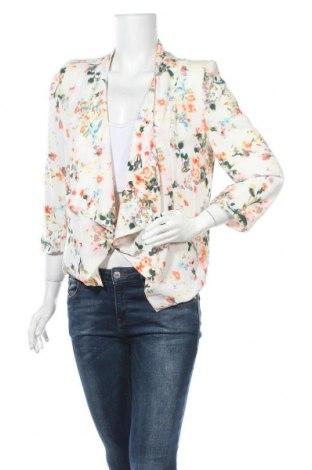 Γυναικείο σακάκι Colloseum, Μέγεθος L, Χρώμα Πολύχρωμο, 97% πολυεστέρας, 3% ελαστάνη, Τιμή 15,43€