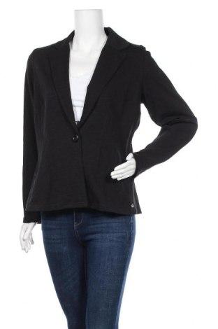Γυναικείο σακάκι DDP, Μέγεθος L, Χρώμα Μαύρο, Τιμή 7,89€