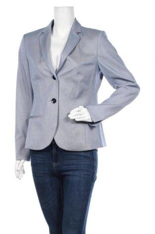 Γυναικείο σακάκι Daniel Hechter, Μέγεθος M, Χρώμα Μπλέ, 66% πολυεστέρας, 31% βισκόζη, 3% ελαστάνη, Τιμή 37,02€