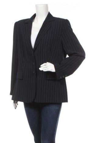 Γυναικείο σακάκι Gerry Weber, Μέγεθος L, Χρώμα Μπλέ, 99% πολυεστέρας, 1% ελαστάνη, Τιμή 23,38€