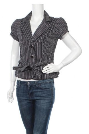 Γυναικείο σακάκι Heart Soul, Μέγεθος L, Χρώμα Μαύρο, 69% βαμβάκι, 28% πολυεστέρας, 3% ελαστάνη, Τιμή 8,45€