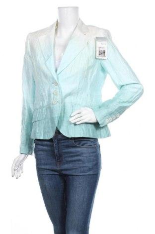 Γυναικείο σακάκι Heine, Μέγεθος M, Χρώμα Πράσινο, 86% λινό, 14% πολυαμίδη, Τιμή 12,47€
