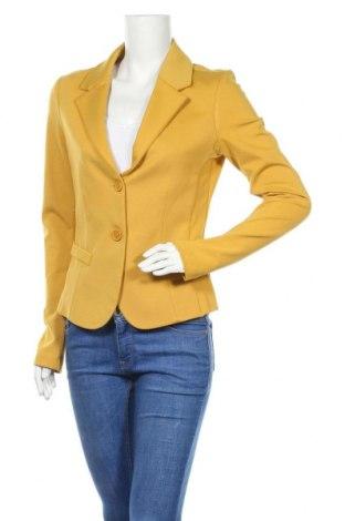 Γυναικείο σακάκι Imperial, Μέγεθος M, Χρώμα Κίτρινο, Τιμή 15,43€