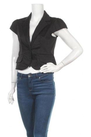 Дамско сако Jennifer Taylor, Размер M, Цвят Черен, 97% памук, 3% еластан, Цена 3,00лв.