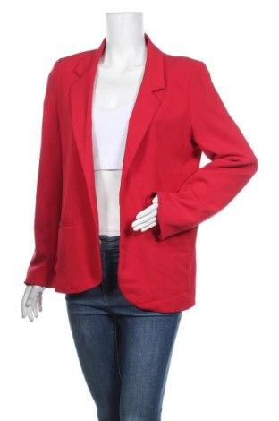 Γυναικείο σακάκι Jennyfer, Μέγεθος M, Χρώμα Κόκκινο, 92% πολυεστέρας, 8% ελαστάνη, Τιμή 15,20€