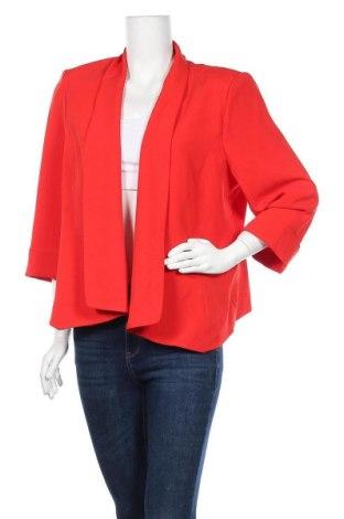 Γυναικείο σακάκι Jones, Μέγεθος XL, Χρώμα Κόκκινο, 97% πολυεστέρας, 3% ελαστάνη, Τιμή 24,68€