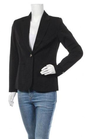 Γυναικείο σακάκι Lascana, Μέγεθος M, Χρώμα Μαύρο, 76% πολυεστέρας, 20% βισκόζη, 4% ελαστάνη, Τιμή 32,48€