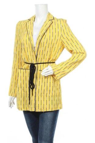 Γυναικείο σακάκι Laurel, Μέγεθος M, Χρώμα Κίτρινο, 100% βισκόζη, Τιμή 82,41€