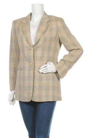 Γυναικείο σακάκι Max Mara, Μέγεθος M, Χρώμα  Μπέζ, Μαλλί, Τιμή 27,93€