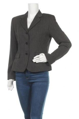 Γυναικείο σακάκι Max Mara, Μέγεθος L, Χρώμα Μαύρο, 84% μαλλί, 15% πολυαμίδη, 1% ελαστάνη, Τιμή 53,78€
