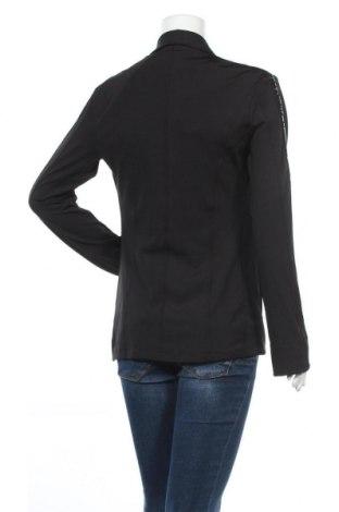 Дамско сако Miss Goodlife, Размер XL, Цвят Черен, 95% полиестер, 5% еластан, Цена 21,70лв.