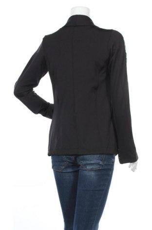 Дамско сако Miss Goodlife, Размер L, Цвят Черен, 95% полиестер, 5% еластан, Цена 21,70лв.