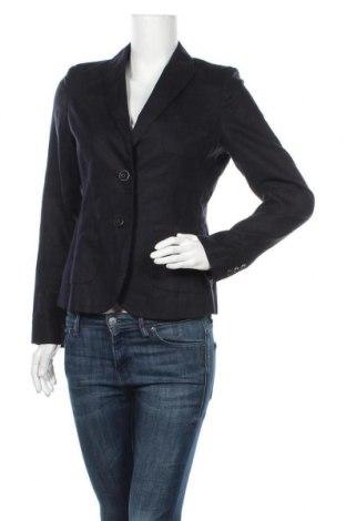 Γυναικείο σακάκι More & More, Μέγεθος S, Χρώμα Μπλέ, Λινό, Τιμή 16,89€