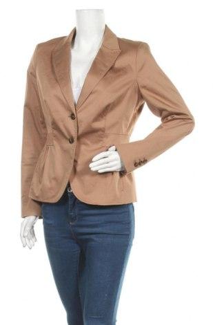Γυναικείο σακάκι More & More, Μέγεθος L, Χρώμα Καφέ, 97% βαμβάκι, 3% ελαστάνη, Τιμή 16,89€